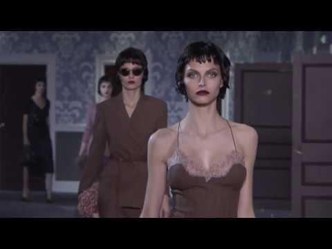 vuitton - Louis Vuitton | Fall Winter 2013/2014 by Marc Jacobs | Full Fashion Show in High Definition. (Widescreen - Exclusive Video - Paris)