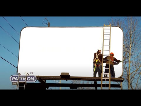 McDonalds   Secret Highway Billboard For Late Night Snacking | Video