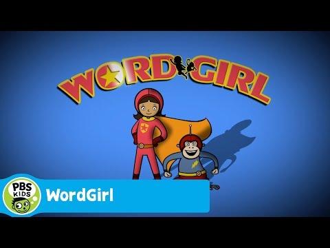 WORDGIRL | WordGirl Theme Song | PBS KIDS