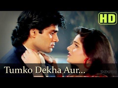 Video Tumko Dekha Aur - Sunil Shetty - Mamta Kulkarni - Waqt Hamara Hai - Bollywood Songs - Kumar Sanu download in MP3, 3GP, MP4, WEBM, AVI, FLV January 2017