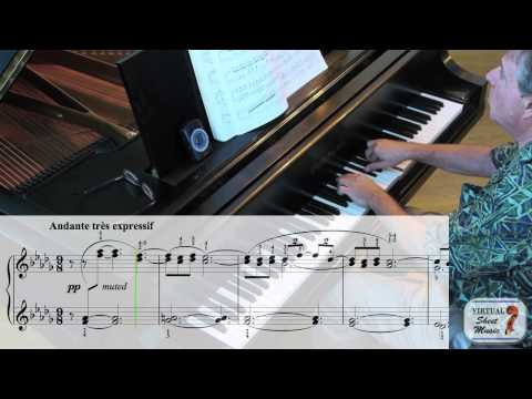 How to approach Debussy's Clair de Lune