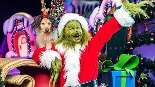 🔴 Grinchmas is here!  Holidays at Universal Orlando🎄- Macy's Parade, Hogwarts Castle Show & More!