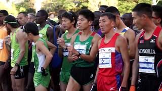Video 2017 Gold Coast Airport Marathon Elite Athlete Announcement MP3, 3GP, MP4, WEBM, AVI, FLV Juli 2018