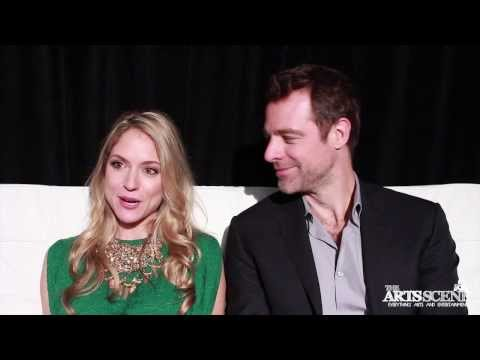 David Sutcliffe and Brooke Nevin discuss 'Cracked' Season 2 - Interview
