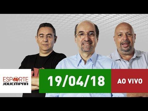 Esporte em Discussão - 19/04/2018