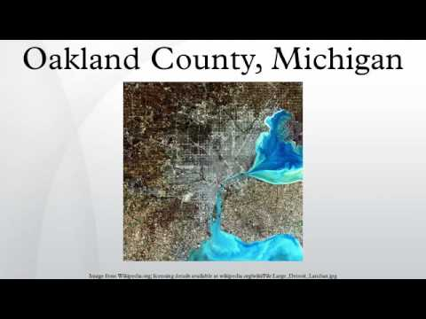 Oakland County, Michigan