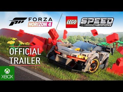 Microsoft Xbox One S 1TB játékkonzol + Forza Horizon 4 játékszoftver + LEGO DLC