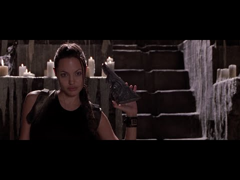 Lara Croft: Tomb Raider (2001) Part 4 - Retrieving The First Half Of The Triangle