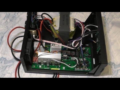 APC Back-UPS CS 500, классический ремонт (конденсаторы) 61