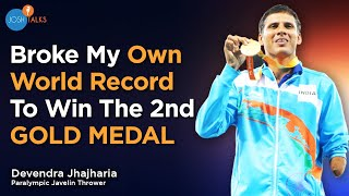 A Para-Athlete's Journey to Olympic Gold | Devendra Jhajharia
