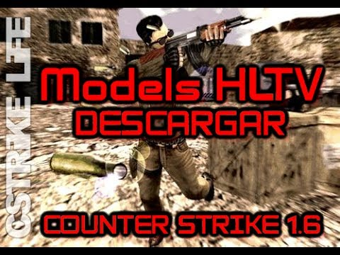 Descargar models HLTV para Counter Strike 1.6 No Steam 1 link Mediafire