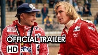 Rush Official Trailer 2013 - Ron Howard F1 Film