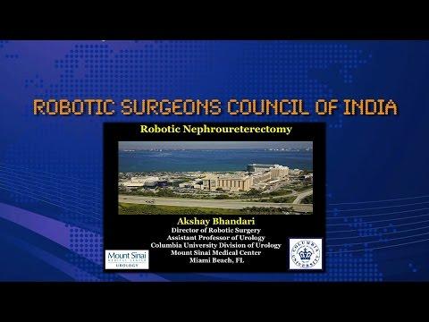 Robotic Nephroureterectomy