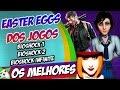 Os Melhores Easter Eggs Dos Jogos Parte 22
