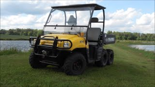 6. 2003 Polaris Ranger 500 6x6 Series 11 Professional Series Intro