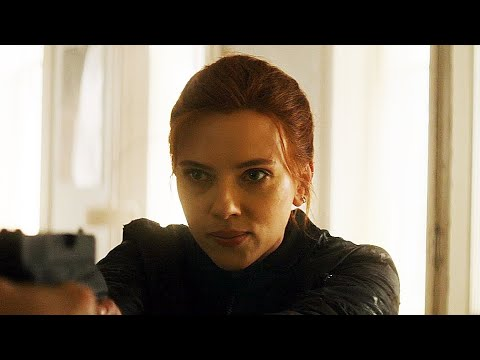 NEW Black Widow BEHIND THE SCENES Trailer