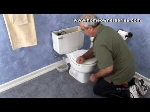 How to Install a Toilet - The Best Complete Toilet Replacement - Part 1 of 3