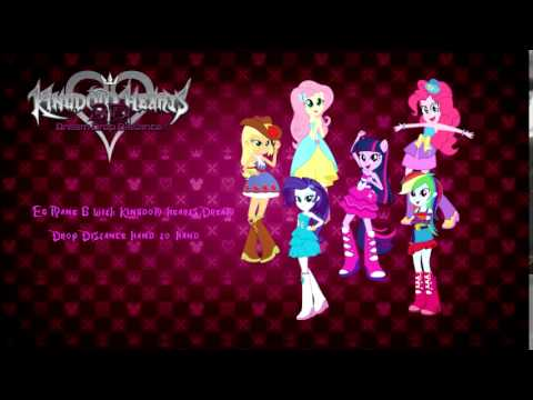 Hand to Hand from Kingdom Hearts Dream Drop Distance with Mane 6