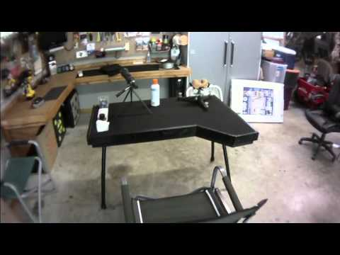 Plans For Wood Shooting Bench Woodworking DIY Plan
