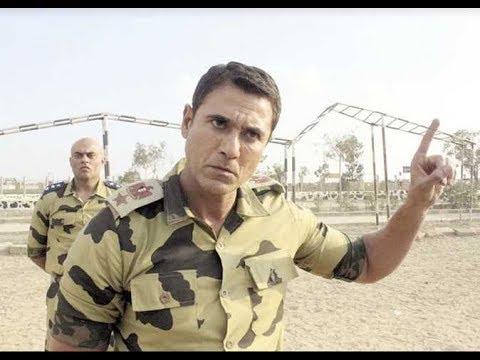 """شاهد التدريبات العسكرية لأحمد عز وأبطال """"الممر"""" استعدادا للتصوير"""