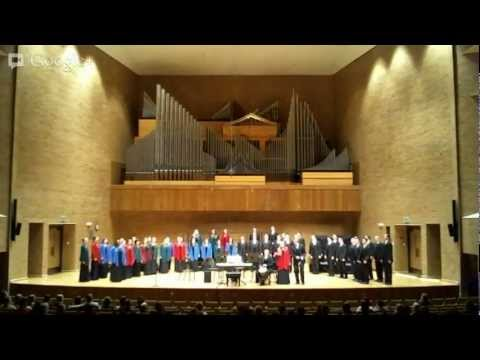 Collegiate - April 2nd, 2013 - The BYU-Idaho Collegiate Singers 2013 tour program. Performed in the Barrus Concert Hall at Brigham Young University - Idaho in Rexburg, ID...
