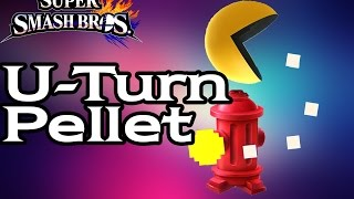 PAC-MAN – U-Turn Pellet (Smash Wii U/3DS)