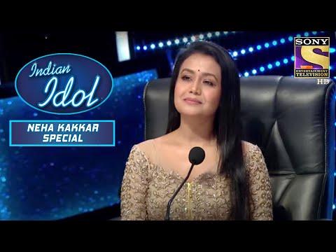 Neha खो गयी Rishabh के 'Chunar' Performance में! | Indian Idol | Neha Kakkar Special