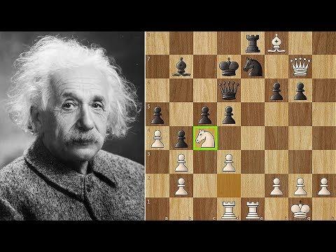 """e=Nc4"" - Einstein Crushes Oppenheimer"