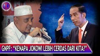 Video GNPF Gal4u! Kenapa Jokowi Lebih Cerdas daripada Kita? MP3, 3GP, MP4, WEBM, AVI, FLV Oktober 2018