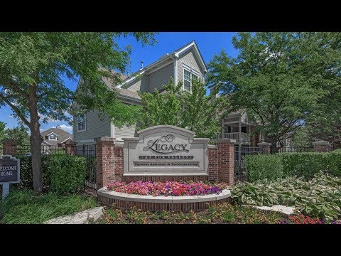 A 2-story 2-bedroom, 2-bath in Aurora at Legacy at Fox Valley