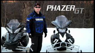 5. 2013 Yamaha Snowmobiles Introduction Part 1: Trail