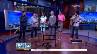 Talk Show dan Penampilan The Overtunes -  IMS