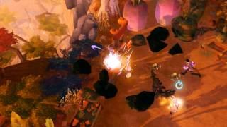 Трейлер Ar:piel с демонстрацией игровых систем