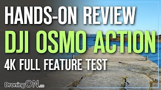 Video DJI Osmo Action - Detailed Hands-On 4K Feature Test Review - GoPro Competitor? MP3, 3GP, MP4, WEBM, AVI, FLV Mei 2019