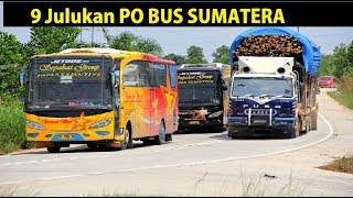 Video 9 Julukkan PO BUS di Sumatera MP3, 3GP, MP4, WEBM, AVI, FLV Juni 2018