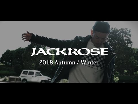 JACKROSE 2018 Autumn/Winter COLLECTION