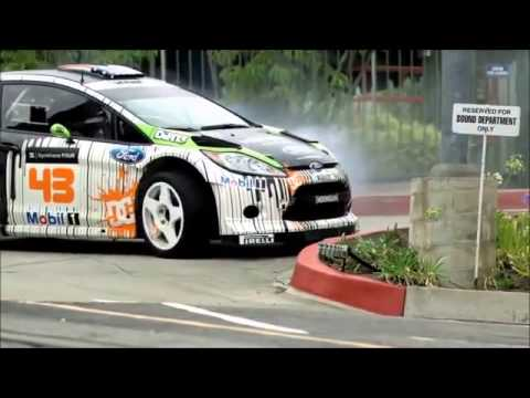 KEN BLOCK'S GYMKHANA vs       Martin Garrix   Animals Remix