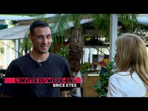 Weekend guest: Brice Etes