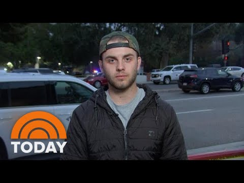 Witness Describes 'Survival Mode' At Thousand Oaks Bar Shooting | TODAY