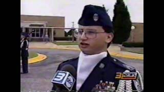 AFJROTC Op. Vigil WEAR Interview