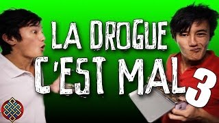 Video LA DROGUE, C'EST MAL - Les clichés de Jigmé MP3, 3GP, MP4, WEBM, AVI, FLV Agustus 2017