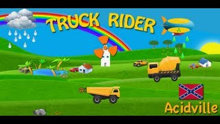 Truck Rider YouTube video