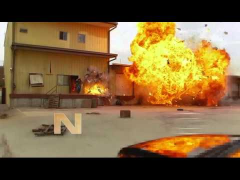 NCIS Los Angeles - Season 5 Intro Hun