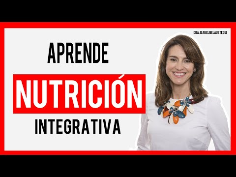 WEBINARIOS ESI   NUTRICIÓN INTEGRATIVA con la Dra. Isabel Belaustegui