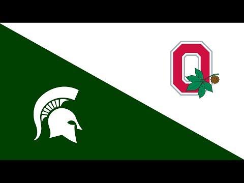 Ohio State vs. Michigan State | SportsCode Basketball Analysis