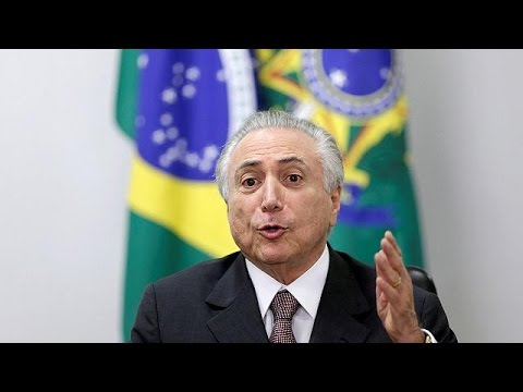 Βραζιλία: Μεταρρυθμίσεις σε 180 μέρες επιθυμεί να περάσει ο προσωρινός πρόεδρος