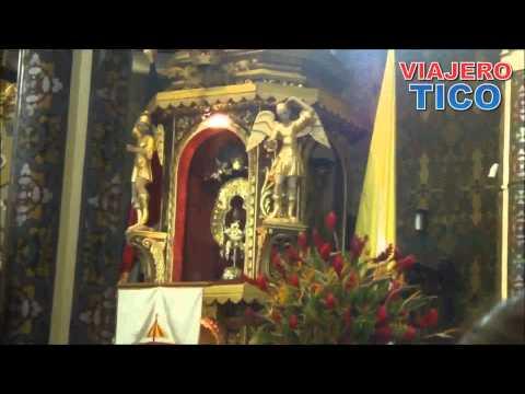 Vijaero Tico - Basilica de Los Angeles Cartago 25 Julio 2013