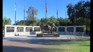 Atascadero (CA) United States  city images : Atascadero, CA - U.S. Veterans War Memorial
