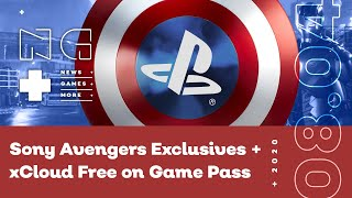 More Sony Avengers Exclusives + xCloud For Game Pass - IGN News Live - 08/04/2020 by IGN