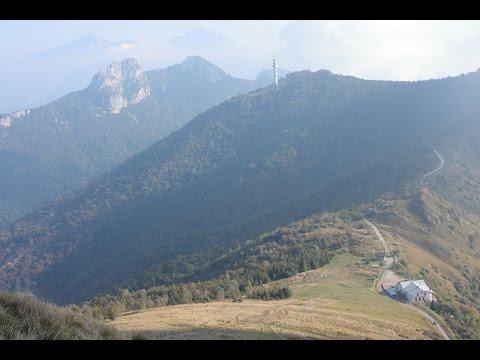 Monte Cornizzolo dal Segrino (Co)